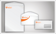 Same Day Custom Printed Business Envelopes