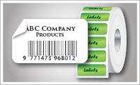 Custom Full Color Printed Labels (sku: 906)